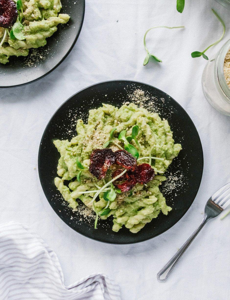 Cannellini Spinach Pasta