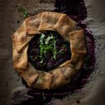 The Simple Green - Blackberry Basil Galette