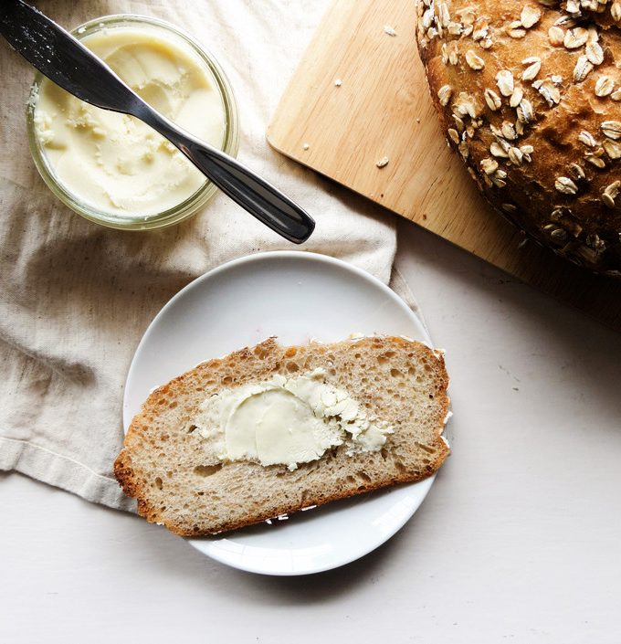 European Style Dairy Free Vegan Butter