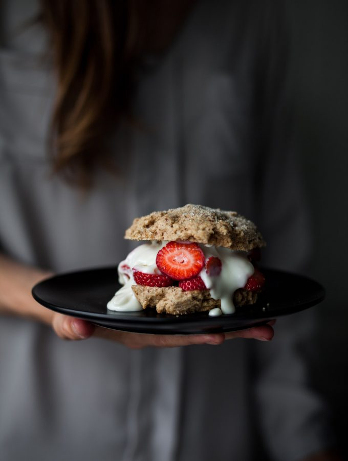 The Simple Green - Spelt Shortcakes